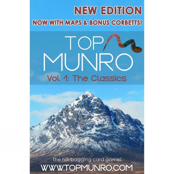 Top Munro Top Munro - Vol 1: The Classics 2nd Edition June 2017