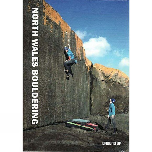 Ground Up Production North Wales Bouldering 2nd edition 2017