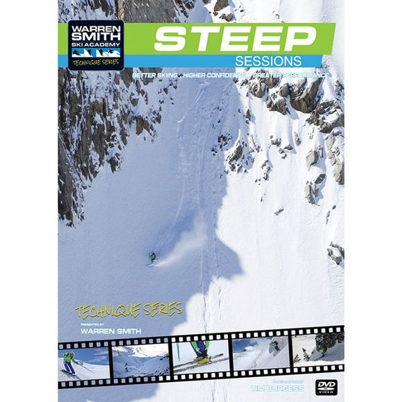 Steep Sessions DVD