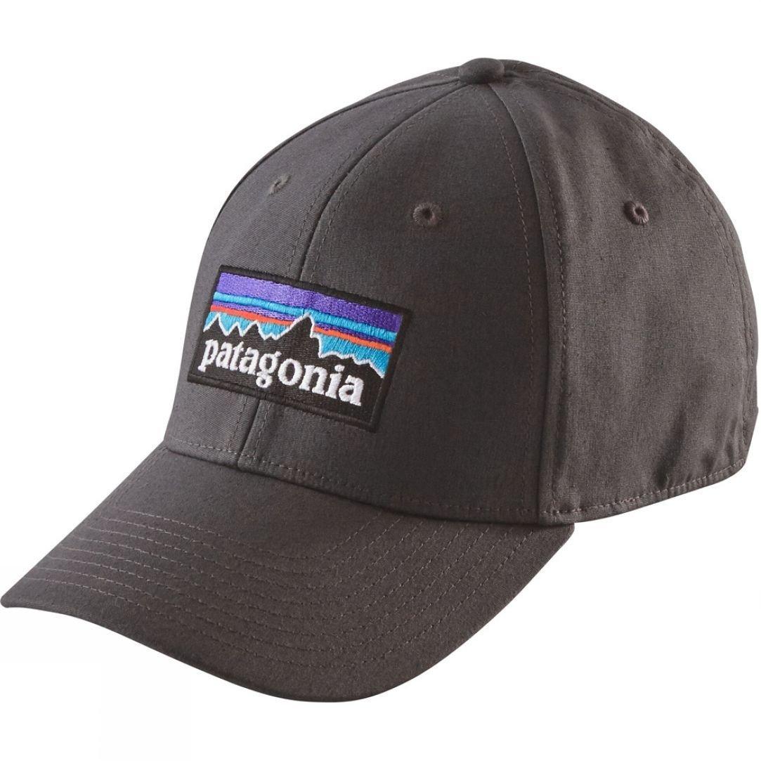 Patagonia P-6 Logo Stretch Fit Hat  b4fbadd53ae