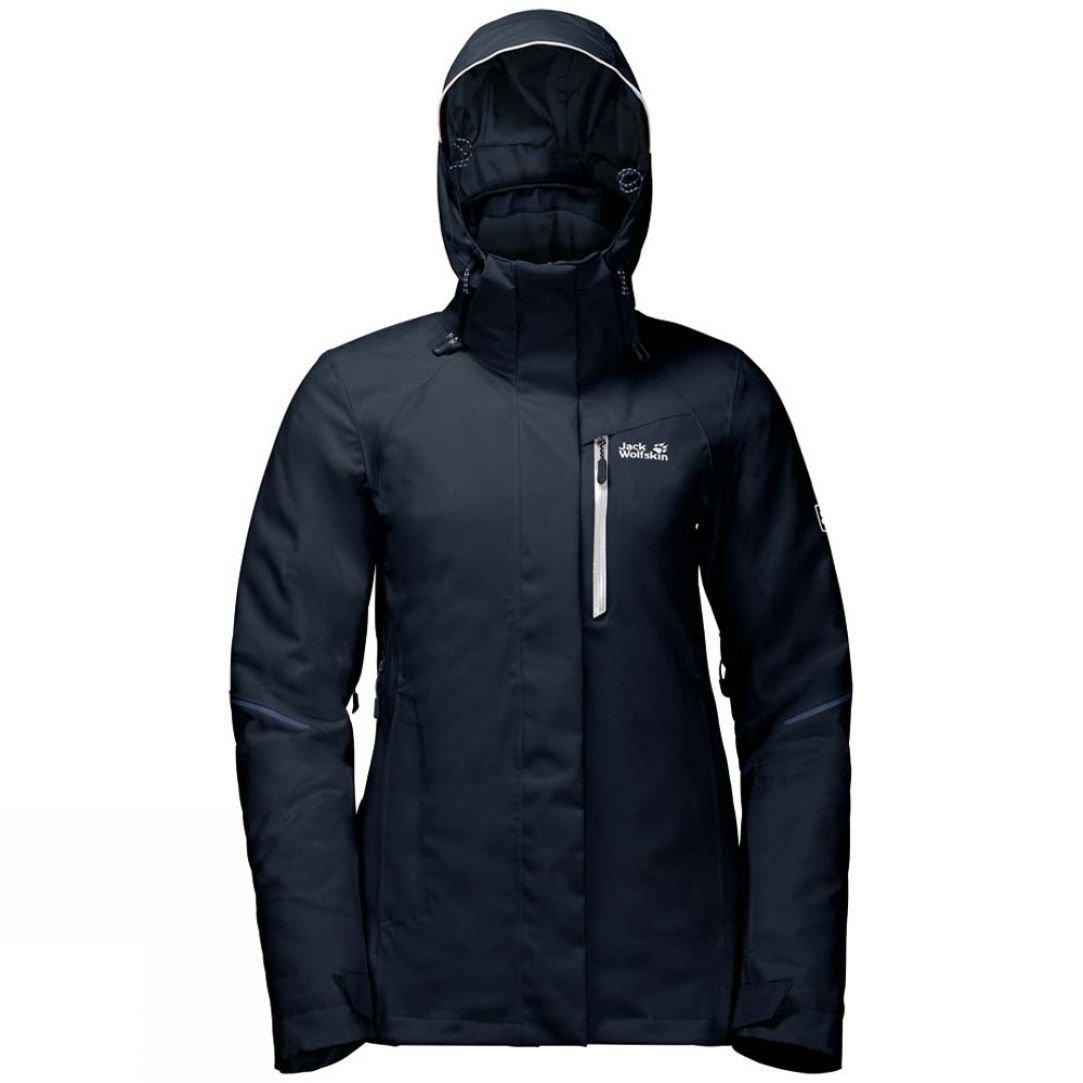 Jack Wolfskin Womens ExoLight Icy Jacket  9e3daa8bf