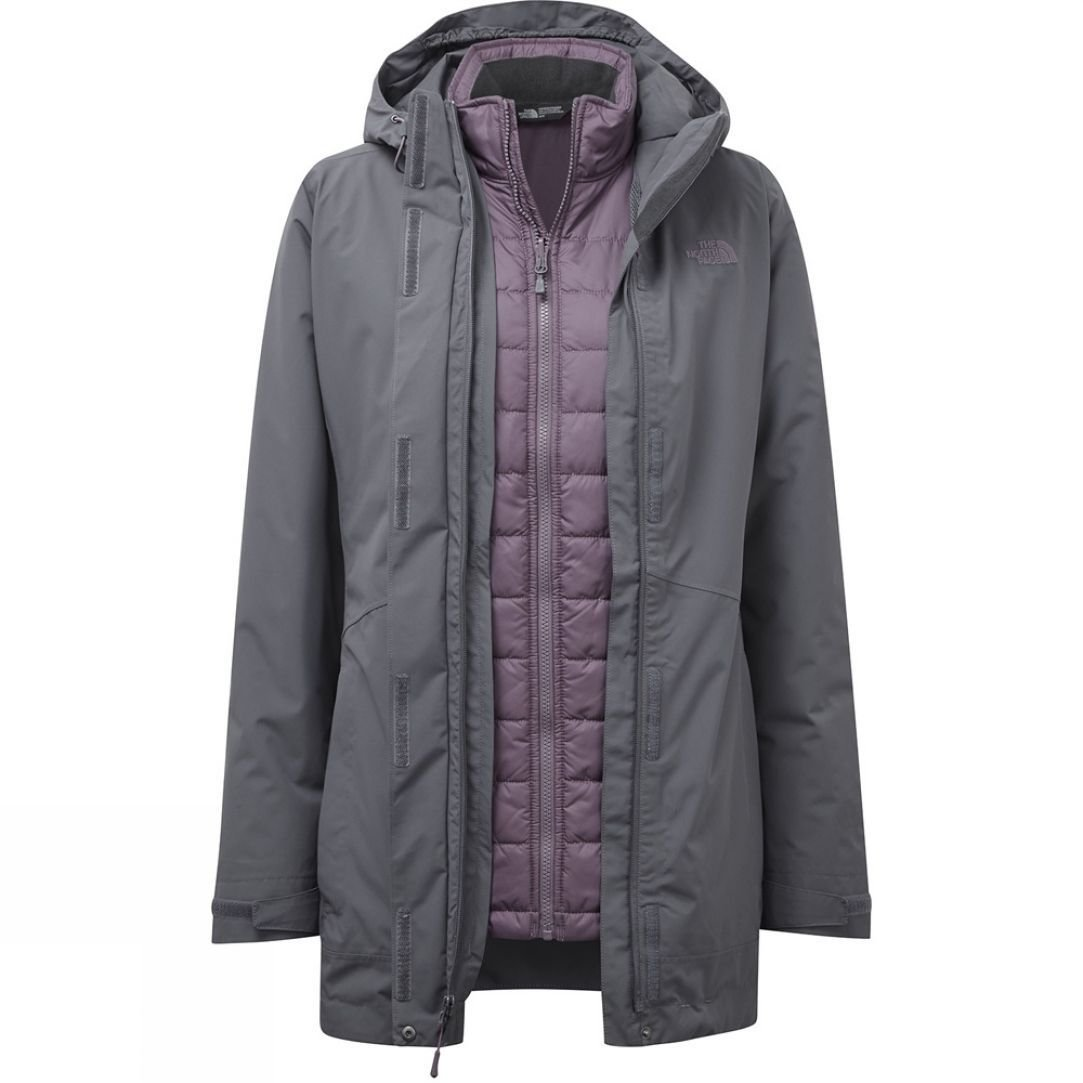 c641e8496f04 The North Face Womens Selsley Triclimate Jacket