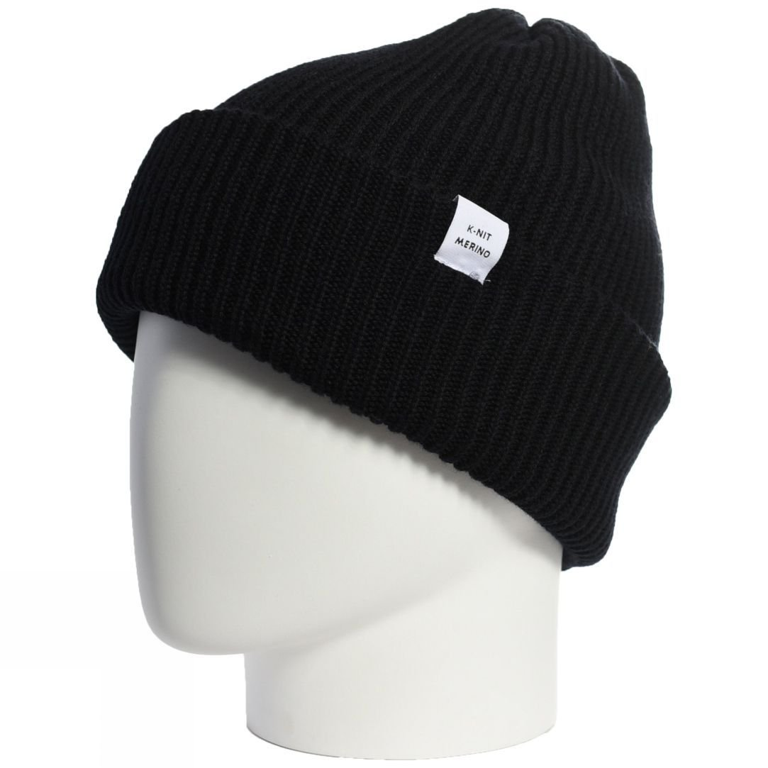 fcf252537 Bowen Turn Up Merino Beanie
