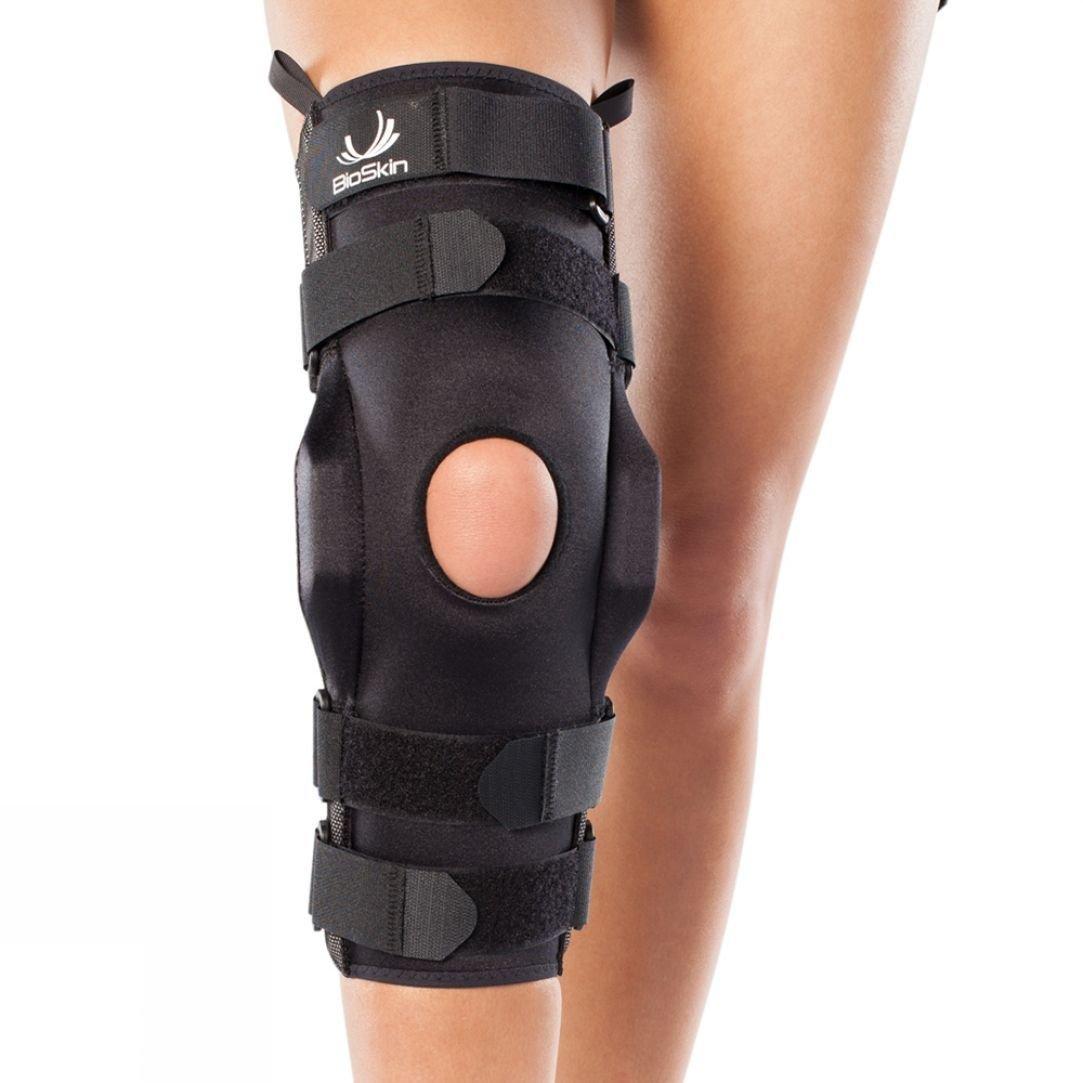e71c4e9a88 Bioskin Gladiator- Pull On- Open Patella Knee Brace | Handpicked by Experts  | Snow+Rock